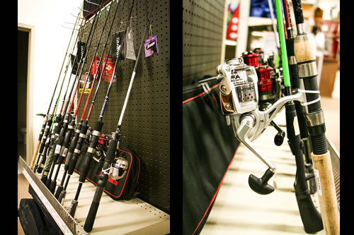 Fishing and Camping Supplies at Shelby Paint and Hardware